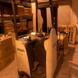 Crown RC5535-30 Forklift